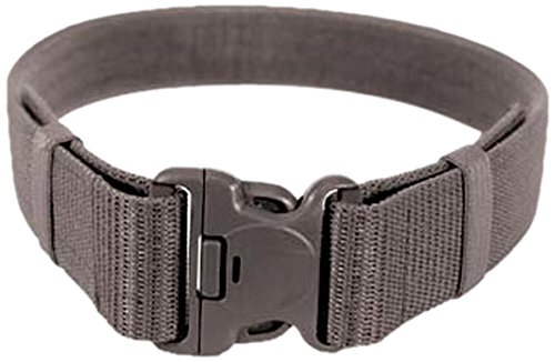 BLACKHAWK! Enhanced Military 2.25-Inch Web Belt (Modernized) - Black, Large