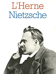 Nietzsche - Les cahiers de L'Herne par  Les Cahiers de l'Herne