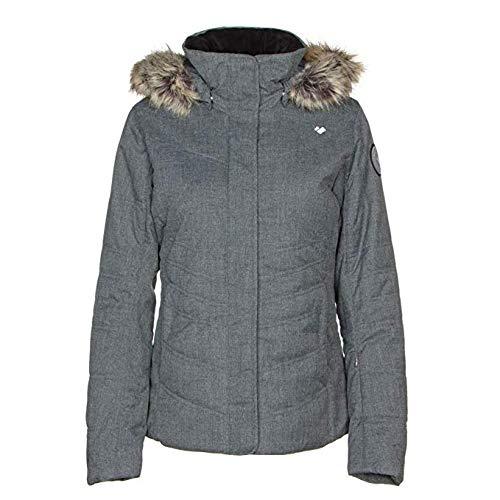Obermeyer Women's Tuscany II Jacket Charcoal 4 ()