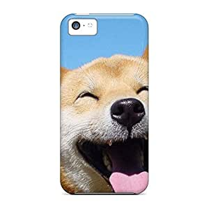 Defender phone cases Awesome Phone Cases First-class iphone 5c case 6p - dogs funny puppies shiba inu