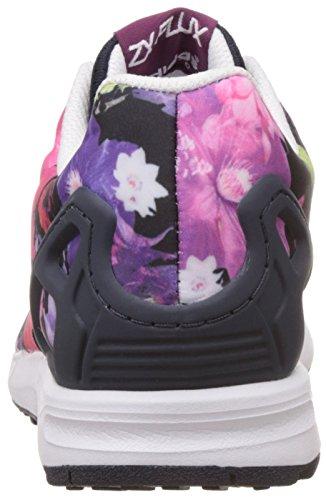 Unisex Sneaker Adidas legend Solid ftwr White Bambini Flux Ink Magenta Zx qttwERx7