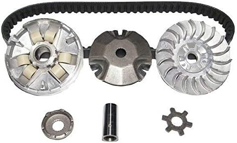 Unbranded Neuf VARIATEUR Courroie Transmission KIT pour KEEWAY F-ACT 50 2T