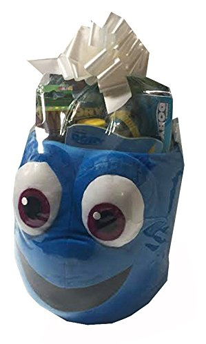 Disney Pixars Finding Dory Deluxe Gift Basket With Swimways Goggles Coloring Book And