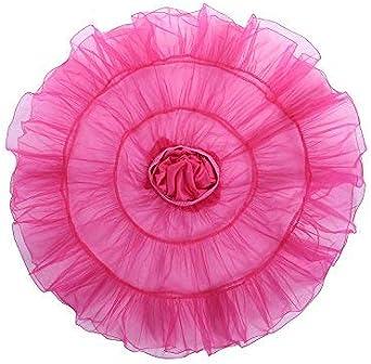 Gardenwed Annata 1950s Donna Sottogonne al Ginocchio Retro Petticoats Vintage Rockabilly Mini Gonne