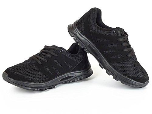 Mt. Emey 9306 Ladys Athlétique Confort Marche Chaussures En Dentelle