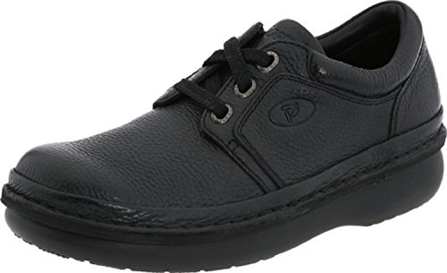 Propet Hombres Villager Shoe & Oxy Cleaner Bundle Black