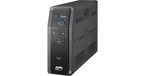 APC Back-UPS Pro BN 1500VA Battery Backup & Surge Protector only $159.99