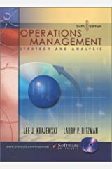 Operations Management: Strategy and Analysis (6th Edition) Hardcover