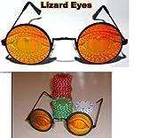 Greg Raymer Lizard Eye Poker Hologram Sunglasses