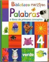 Descarga gratuita de libros de ordenador en pdf. Palabras. Biblioteca Marzipan: 1 en español PDF ePub iBook 8497866061