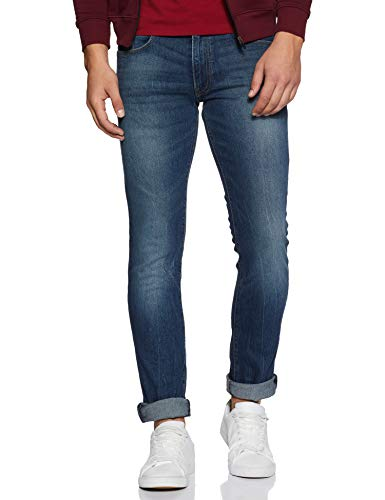 Levi's Men's Skinny Fit Jeans 2021 July Care Instructions: Machine Wash Fit Type: Skinny Color: Blue