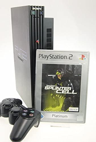 Playstation 2 (fat) mit Splinter Cell: Amazon.es: Videojuegos