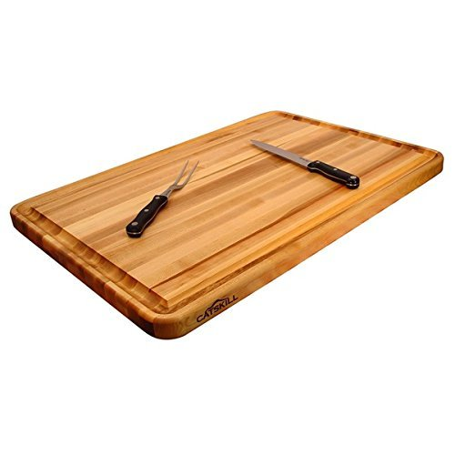 Professional Style Large Reversible Cutting Board w/ Juice Groove, 30 in. W x 20...