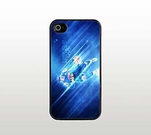 Carmelo Anthony Baller iPhone 5 5s Case - Hard Plastic Snap-On Custom Cover - Black - Basketball