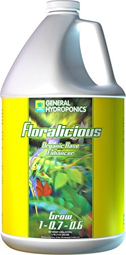 General Hydroponics Floralicious Grow for Gardening, 1-Ga...