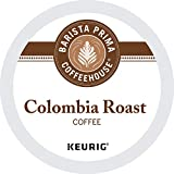 Barista Prima Colombia Single Serve Keurig Certified Recyclable K-Cup pods for Keurig brewers, 24 Count