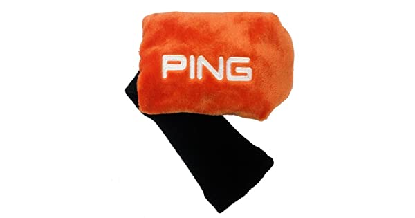 Amazon.com: NUEVO Ping Custom Fur Driver calcetín Headcover ...