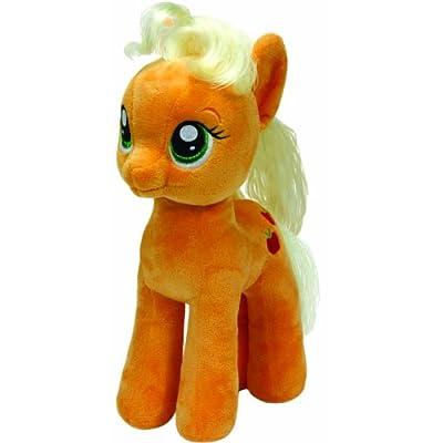 Ty My Little Pony - Apple Jack Buddy - 30cm: Toys & Games