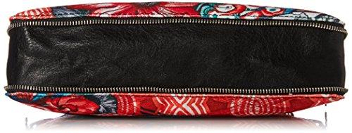 Desigual Damen Handtasche Tasche Schultertasche YANDI FORMIGAL Mehrfarbig 18SAXFBB-5013 Mehrfarbig EggCZeI1SP