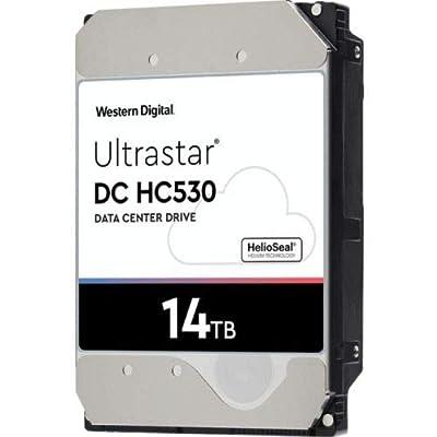 "WD WUH721414ALE6L4 3.5"" 14TB SATA 6Gb/s 7.2K RPM 512M 0F31284 512e (He14) HDD"