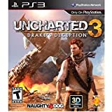 NEW Uncharted 3: Drake's Deception (Videogame Software)