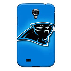 For DEE2055YyHJ Carolina Panthers Protective Case Cover Skin/Galaxy S4 Case Cover