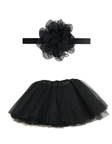 Rush Dance Boutique Costume Princess Ballerina Tutu & Top & Headband Gift Set (Infant (0-2 Years), (Just Dance 2 Halloween Costumes)