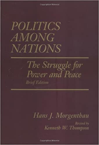 Hans Morgenthau Politics Among Nations Pdf