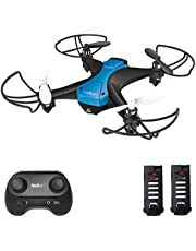 tech rc Mini Drone 6-Axis Gyro Quadcopter, One Key Takeoff / Landing, Headless Mode, Altitude Hold, App Control Available Toy Drone Gift for Kids and Beginners