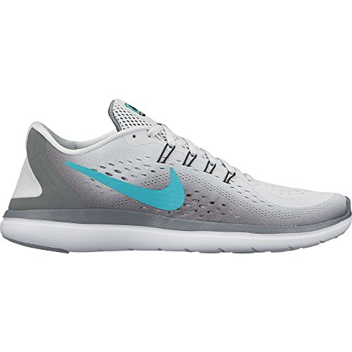 Running Clear cool Trail Grey Multicolor para RN Zapatillas de Flex Pure Nike Jade 2017 Mujer Wmns 001 Platinum black Z0RSwqqp
