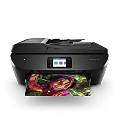 Designed for those that love to share photos, The HP ENVY photo line allows you to print stunning, true-to life photos for less than 5 cents each with HP Instant Ink (subscription required). with a dedicated photo tray, borderless printing, U...