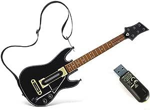 Guitar Hero Live Guitar Controller con Correa y USB Dongle (Marca ...