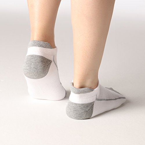 Heatuff Womens Ankle Running No Breathable Tab Sock Pack