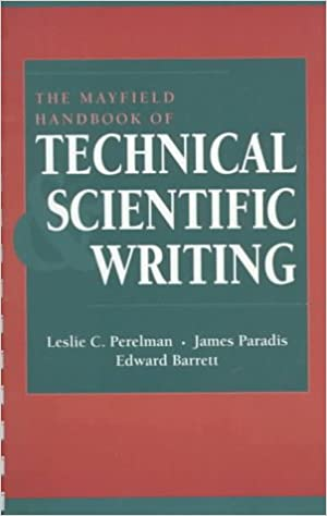 Scientific technical writing