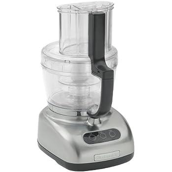 KitchenAid KFPM770 Food Processor, Brushed Nickel