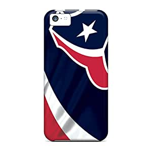 First-class Cases Covers For Iphone 5c Dual Protection Covers Houston Texans