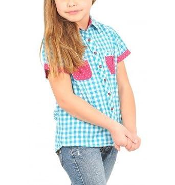 Camisa Little Marcel xz limón azul 6 años: Amazon.es: Ropa y ...