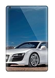 6122217I57554441 Protective Case For Ipad Mini( Audi Car 2014)