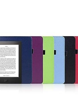Diseño original Fuda Tablet Cases 6,8 pulgadas Ebook Funda de piel ...