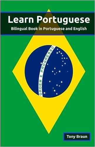 Learn Portuguese: Bilingual Book in Portuguese and English