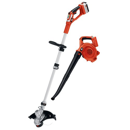weed trimmer brands. black+decker lcc140 40-volt max string trimmer and sweeper lithium ion weed brands