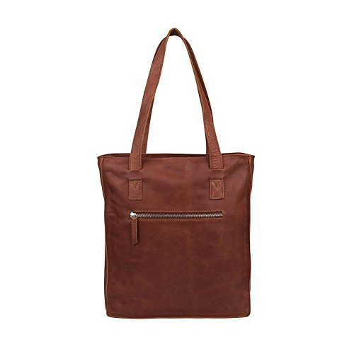 Cowboysbag Bag Jupiter Borsa a spalla pelle 30 cm Marrone