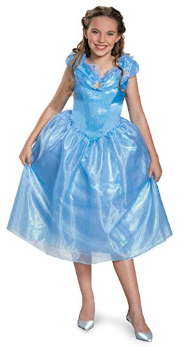 Cinderella Movie Costume Tween Size 87076 (Cinderella Costumes For Tweens)
