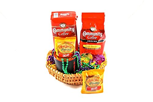 Community Coffee Gift Basket!!!!