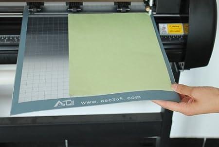 A3 11 pulgadas x 17 pulgadas Alfombrilla de corte para cortar lámina para Plotter Vinilo Craft Scrapbook: Amazon.es: Juguetes y juegos