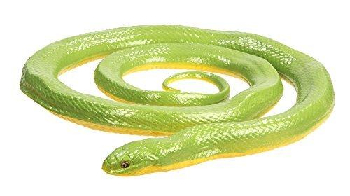 (Safari Ltd Incredible Creatures Rough Green Snake)