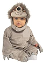 Rubie's Kid's Opus Collection Lil Cuties Sloth Costume Baby Costume, As Shown, Toddler