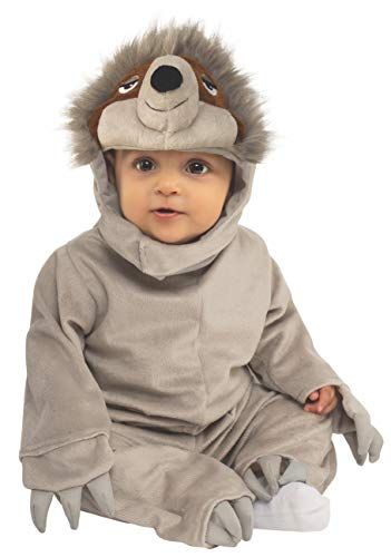 Rubie's Baby Opus Collection Lil Cuties Sloth Costume, As As Shown, Infant -