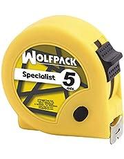 Wolfpack 2300510 Flexometro Speciallist Sin Freno 5 Metros / 19 mm.