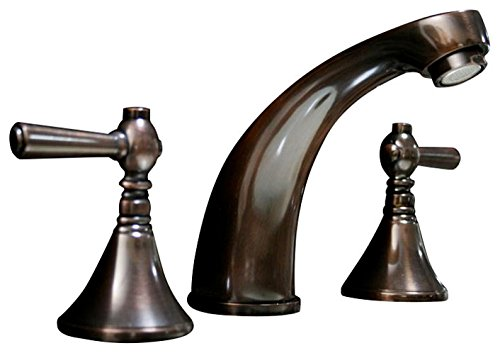 Legion Furniture ZT2073-O 8'' Widespread Faucet 8'', 8'', Oil Rubbed Finish by Legion Furniture